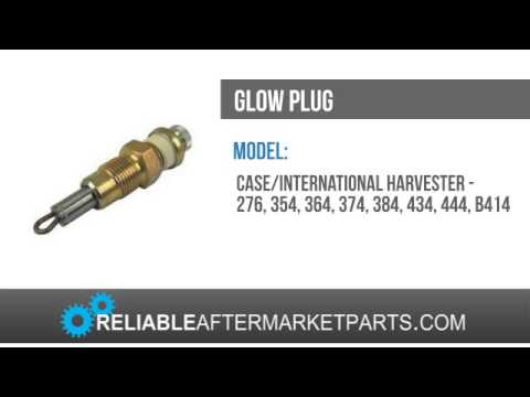 hqdefault 125 710348r1 case ih glow plug 710348r2 b414 275 276 444 youtube Oil Pump Wiring Diagram at bayanpartner.co