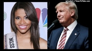 News: Former Miss Teen USA Says She Was Told, 'Trump Doesn't Like Black People'