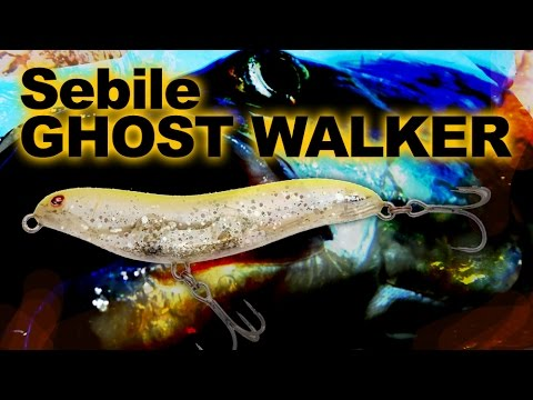 Sebile - Ghost Walker