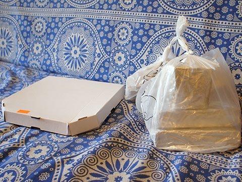 Пицца Мама в Севастополе - обзор доставки еды