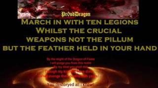 Eluveitie Thousandfold Lyrics