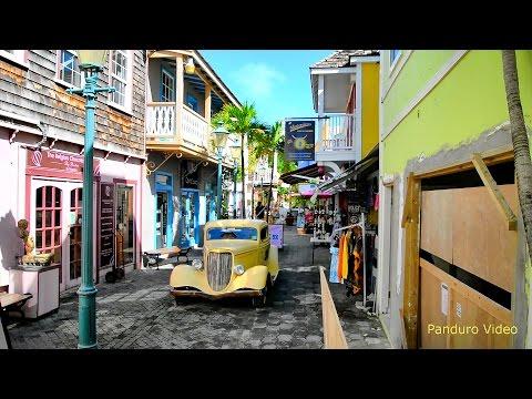 St Maarten A walk around Philipsburg