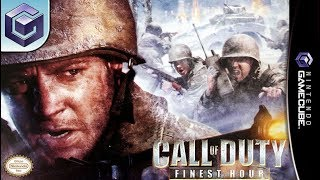 Longplay of Call of Duty: Finest Hour