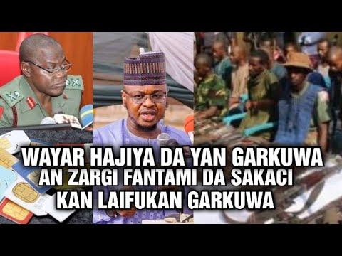 Download Cikakkiyar Wayar Hajiya da yan garkuwa, An zargi fantami da sakaci kan faruwar laifukan garkuwa.