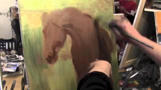 Как нарисовать лошадь на холсте!!!(Это видео создано с помощью видеоредактора YouTube (http://www.youtube.com/editor), 2015-03-15T07:29:58.000Z)
