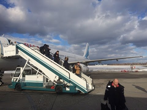 Flight Report: Yamal Airlines A321 Salekhard - Moscow (DME)