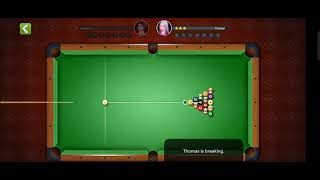 8 Ball Billiard Win 200 Entry fee 100 - flatman game screenshot 4