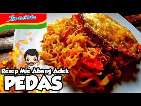 Memasak Mie Abang Adek dengan Bahan-bahan : - Indomie Goreng - Cabe Rawit For Business and Endorseme.