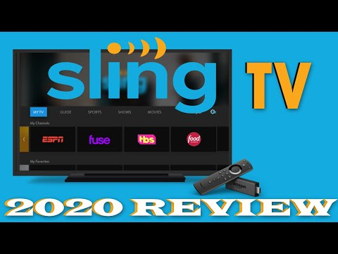 Sling TV 2020 Review | Still The Best Budget Option For Cutting The Cord?