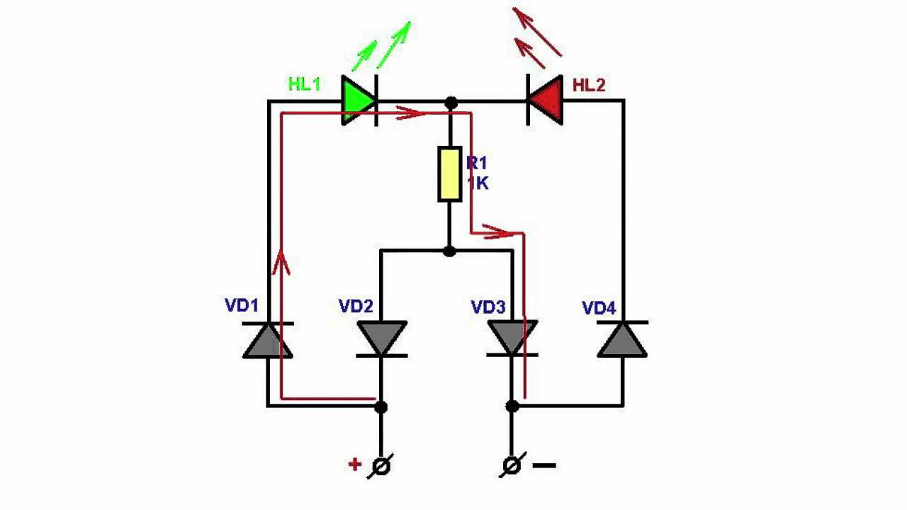 Тестер для проверки светодиодов своими руками