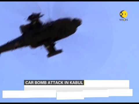 Car bomber hits NATO convoy in Afghanistan