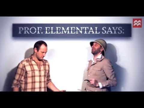 Baba Brinkman & Professor Elemental - What's Your English?