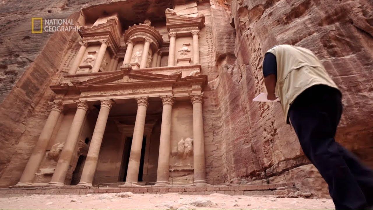 Zobacz jak powstawał cud starożytnej architektury [Petra: tajemnice starożytnych budowniczych]