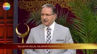 Prof. Dr. Mustafa Karataş ile İftar Vakti 29 Haziran 2015