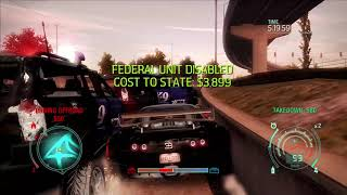Need for Speed™ Undercover Gameplay: The Police Chase Madness