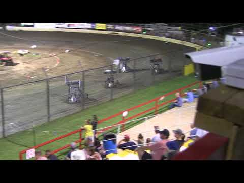 Port City Outlaw heats and A feature 8-15-2018