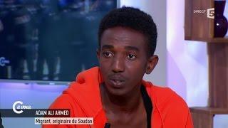 L'interview d'Adam Ali Ahmed, migrant