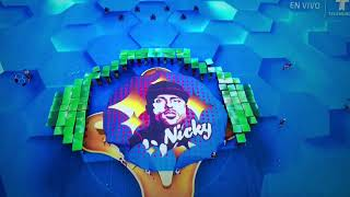 X -Nicky Jam (J Balvin) FIFA World Cup 2018 song Video