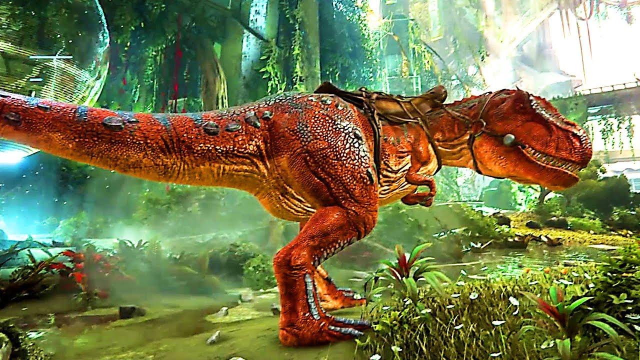 ARK: Extinction Bande Annonce (2018) PS4