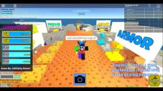 Roblox (Skywars) how to go in the (16 bit)