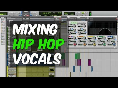 Mixing Hip Hop Vocals featuring Ariel Chobaz & Bob Horn - Warren Huart: Produce Like A Pro