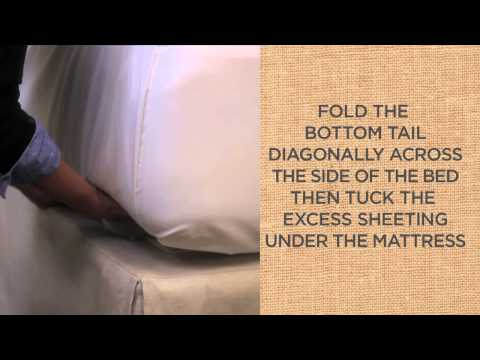 Easy-to-follow Steps on How To Make A Bed | Pottery Barn