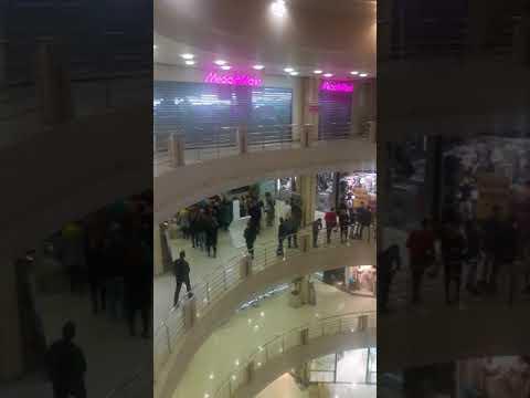 Ереван Плаза. Отношение к сотрудникам при эвакуации.