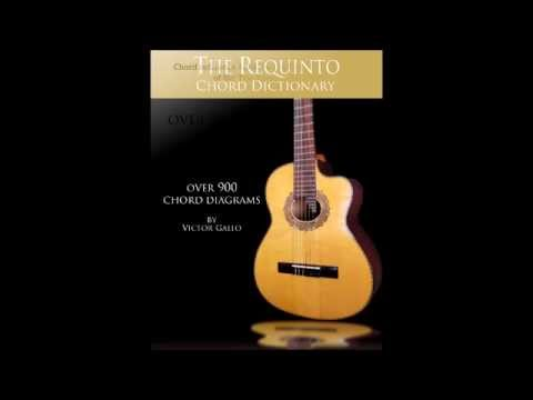 The Requinto Chord Dictionary