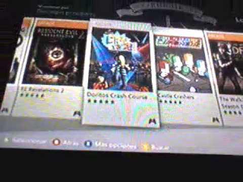 Juegos Gratis En La Xbox 360 Sin Gold Youtube