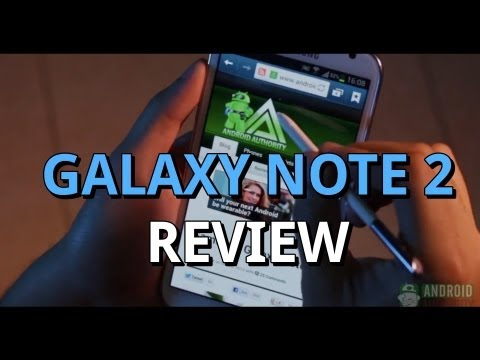 Samsung Galaxy Note 2 Review!