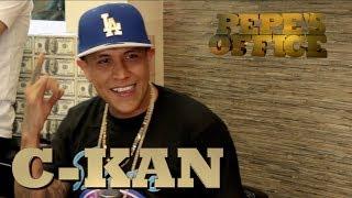 C-Kan es uno de los exponentes más importantes del Rap Mexicano. Ah...