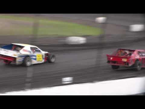 Sport Mod Heat 1 @ Hancock County Speedway 08/12/17
