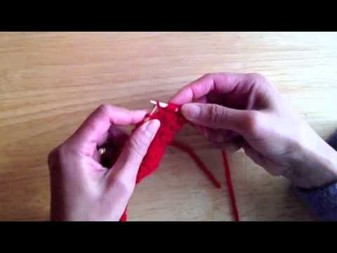 Make 1 Increase Knitting By Knit Into A Horizontal Loop Of The