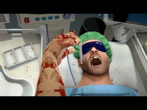 Surgeon Simulator Dentist DLC!