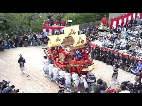 379th Edition Of The Traditional Autumn Nagasaki Kunchi Festival In Japan No Comment
