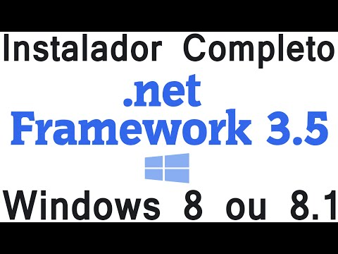 Como Instalar O .NET Framework 3.5 No Windows 8 E 8.1 (32 E 64 Bits)
