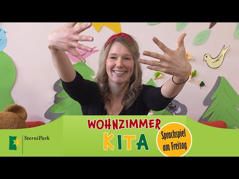 Sprachspiele mit Teresa: Zehn Kinderlein from YouTube · Duration:  2 minutes 18 seconds