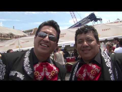 Mariachi El Rey - Taco Beer Tequila Festival 2017