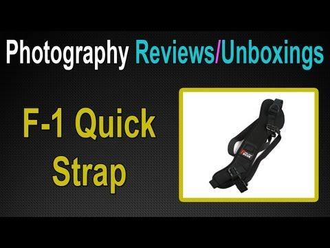 F-1 Quick Strap (Focus) Unboxing