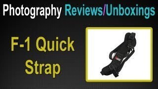 F1 Quick Strap (Focus) Unboxing