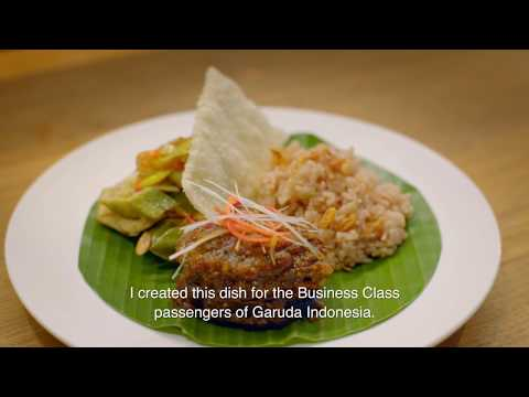Garuda Indonesia - Taste More of Indonesian Culture with Chef Antoine Audran