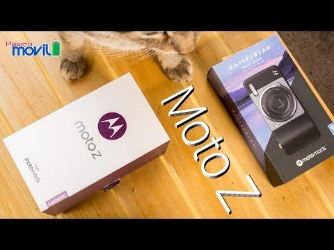 Moto Z - Unboxing en Español HD