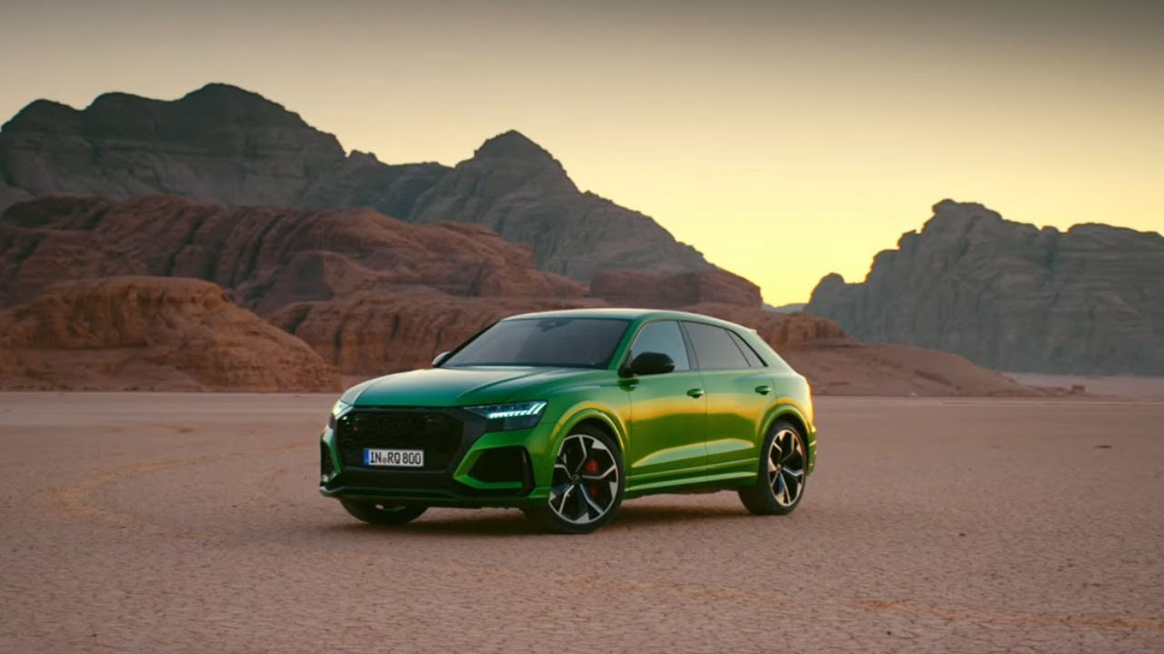 2020 Audi RS Q8 Defined: Overview