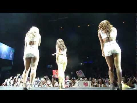 Cheryl - Girl in the Mirror (HD) - live at ECHO Arena Liverpool  - 11/10/2012