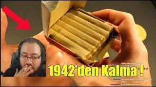 Jahrein 1942'den Kalma Sigarayı İçen Adamı İzliyor