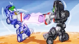 Angry Birds Transformer CHEF PIG ENERGON SOUNDWAVE | Android Gamep #30