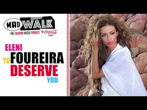 Eleni Foureira - To Deserve You - Madwalk 2013 (Bette Midler cover)