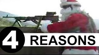 4 Reasons Why There Is No War on Christmas