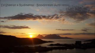 Ed Sheeran & Rudimental Bloodstream (Arty remix)