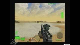 Delta Force: Black Hawk Down PC Games Gameplay - BHD Movie 1